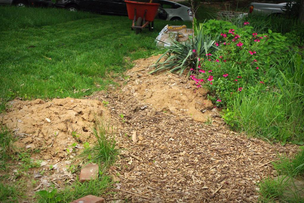 how to get good drainage clay