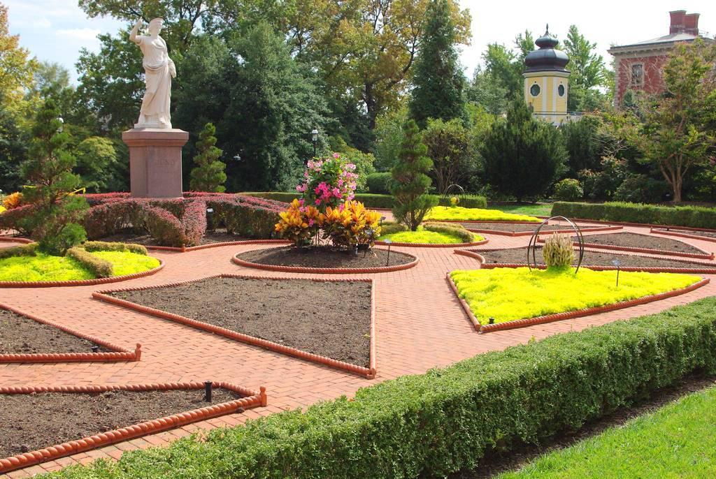 It 39 s not work it 39 s gardening missouri botanical garden part 2 - Gardening works in october winter preparations ...